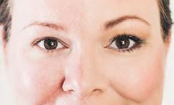 Kostnadsfri makeup från vår elev Moa