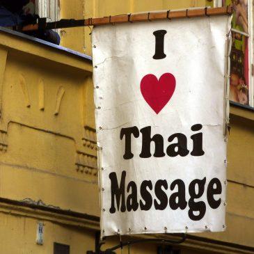 Nu erbjuder vi Thaimassage