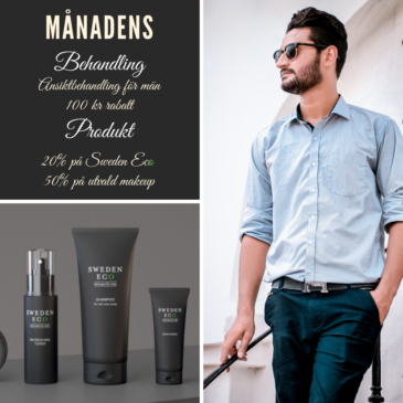Månadens behandling & produkt i november
