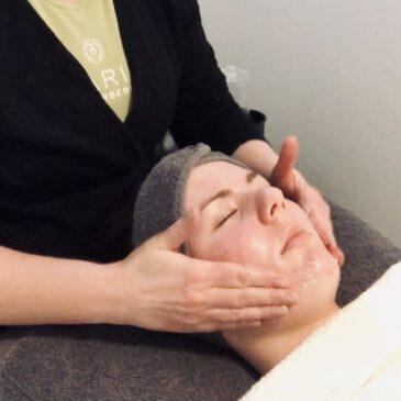 SPRORTLOVSEXTRA – ansiktsbehandling
